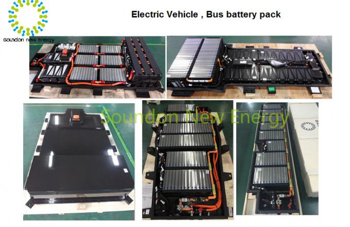 Ev Battery Pack For 6 Meters Coster Electric Bus