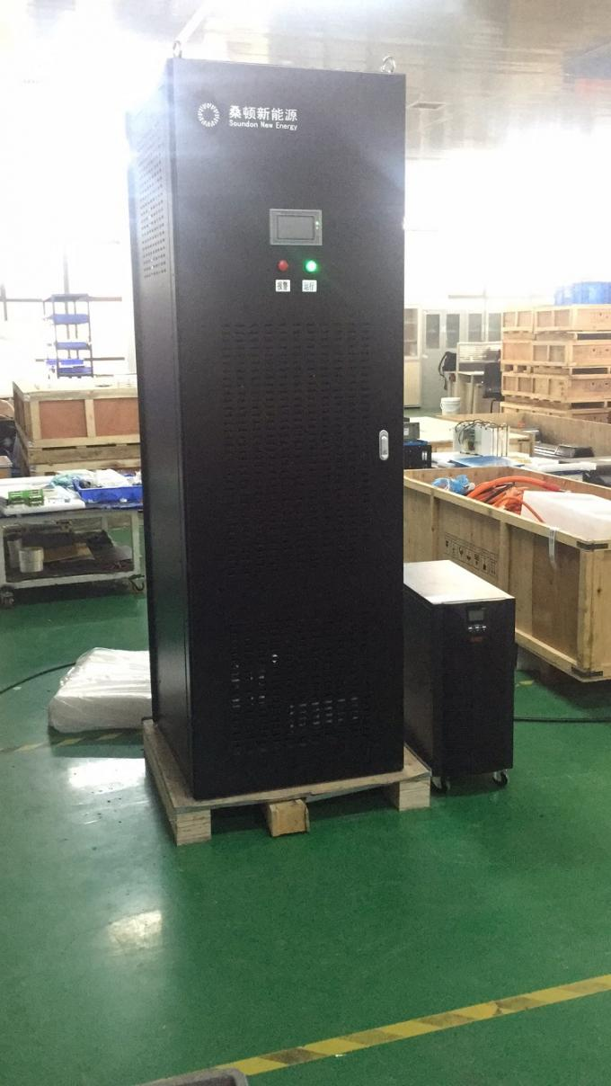 38.4kWh Total Power ESS Battery IP20 Grade For Emergency Power Supply