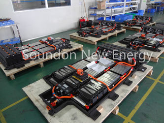EV  battery Pack production line