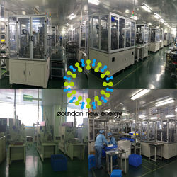 battery cell production line