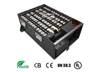 72V Lithium Ion Car Battery With BMS , Lithium Car Battery High Protection Level