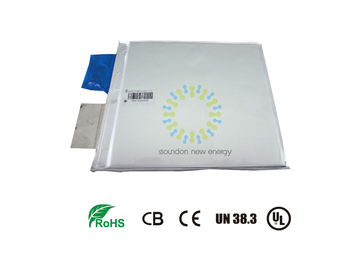 China High Safety Level NMC Battery Rechargeable Attractive Cycle Life 9.9*170*165 Mm factory
