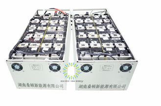 China High Capacity 64V 400Ah Lithium Ion Car Battery For Electric Car / Electric Boat / Forklift factory