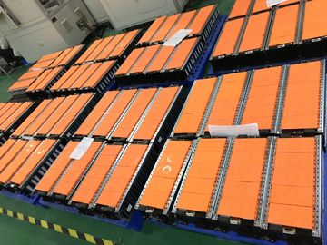 High Energy Density 58.4V64Ah NMC Battery Electric Vehicle Batteries For Car ,Van ,Streetscooter