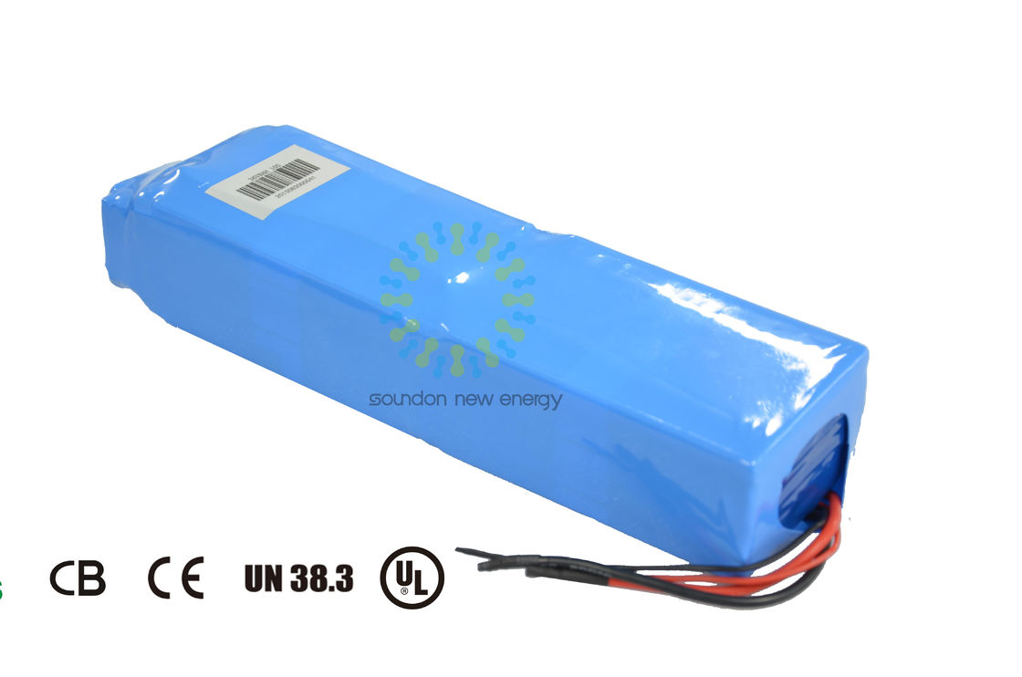 Electric Bicycle Lithium Battery , Fast Charge Lifepo4 36v 10ah E Bike Battery Replacement