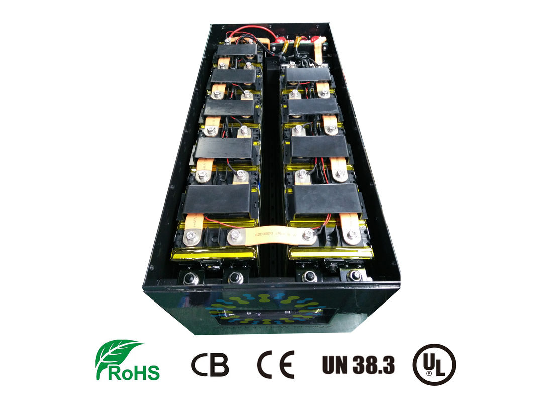 China Rechargeable Lithium Iron Phosphate Car Battery , IP 56 64V 60Ah Lifepo4 Battery Pack factory