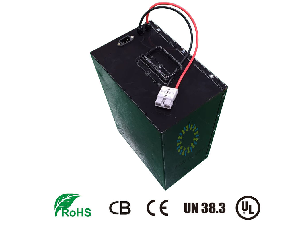 60 - 84V DC Lithium Ion Motorcycle Battery For Electrical Passenger Tricycle