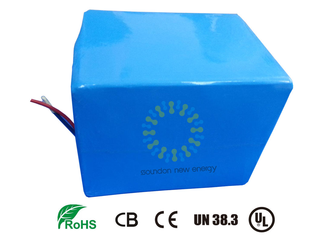 Motorcycle Lithium Iron Phosphate Battery Packs , High Performance Motorcycle Battery