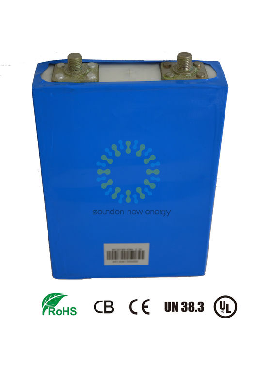 High Capacity Lifepo4 Lithium Battery 3.2V 60AH for Off grid Energy Storage System supplier