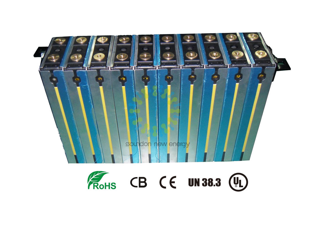 China 200Ah Lithium iron Phosphate Battery Pack With Large Current Output Aluminum case factory