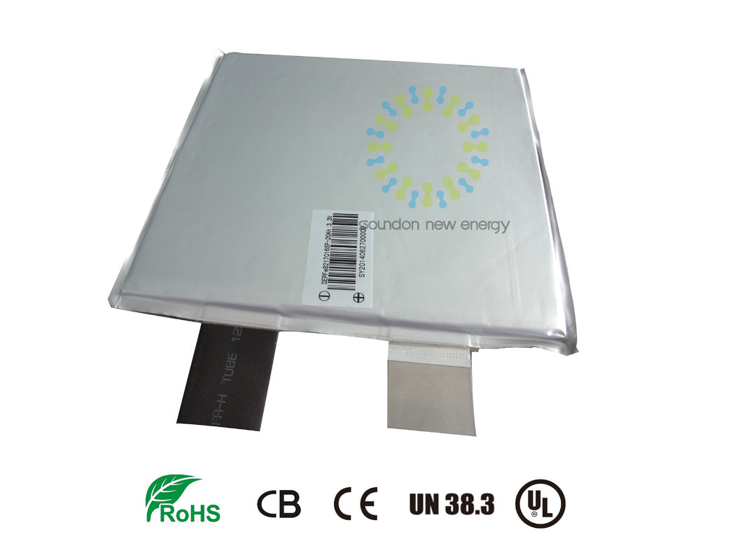 China High Energy Density  3.2V50AH Lifepo4 Lithium Battery  For Electric Vehicles ,UPS factory
