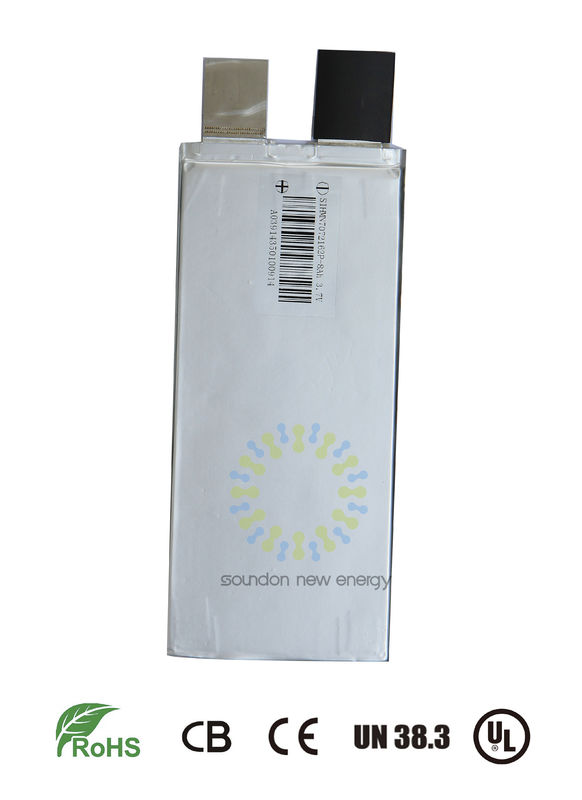 10ah 3.2v Capacity Rechargeable Li - Polymer Battery For Electric Vehicle