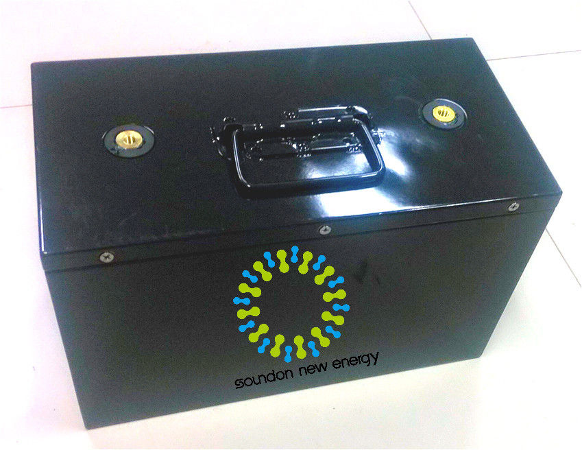 Lithium Iron Phosphate Deep Cycle Battery , High Power 12v Lithium Deep Cycle Battery