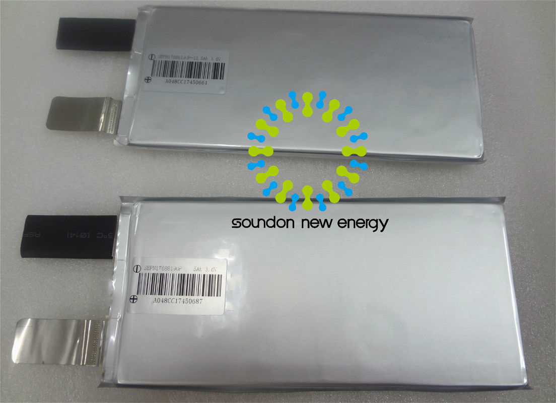 High Capacity 10ah Li Nmc Battery For Electric Car / Pure Buses , Long Life Use