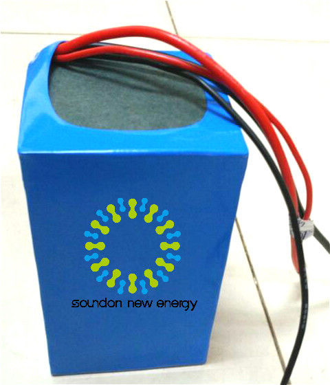 China NCM Pouch ESS Battery , 21V 6Ah Telecom / UPS Power Batteries Long Life factory