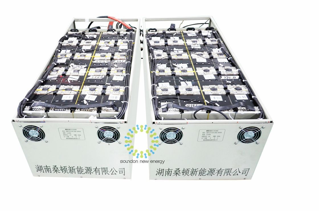 High Capacity 64V 400Ah Lithium Car Battery For Electric Car / Electric Boat / Forklift