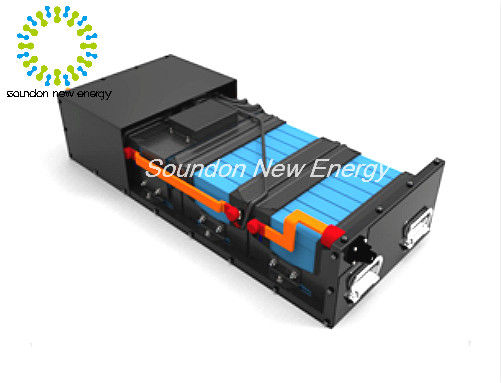 Lifepo4 538V 450Ah Lithium Truck Battery 18P 168S Configuration 241.9KWh Total Power