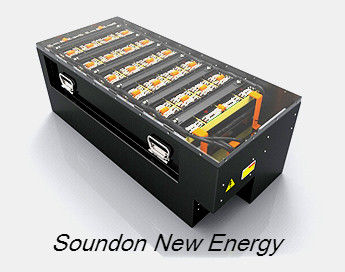 China RV Deep Cycle Batteries For 	Electric Truck Battery High Power Output 384V 200Ah factory