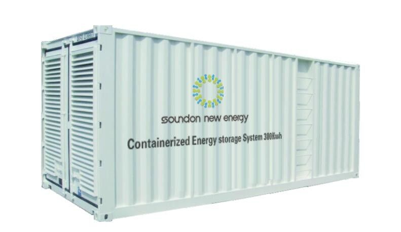300Kwh Solar Energy Storage Batteries for Energy Storage Sation