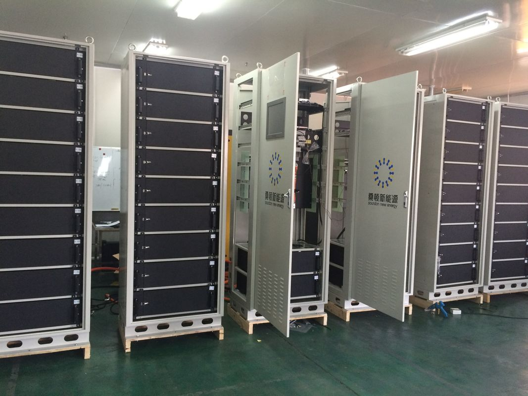 280Ah Longer Cycle Life Ups Battery Pack For Intellengent Building Power Supply supplier