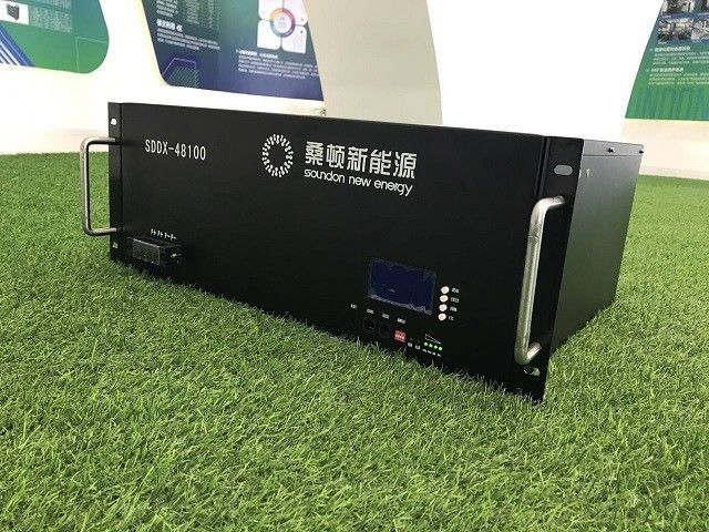 China 48V 100Ah Ups System Batteries CE RS485.232 Communication Lifepo4 Batteries Packs factory