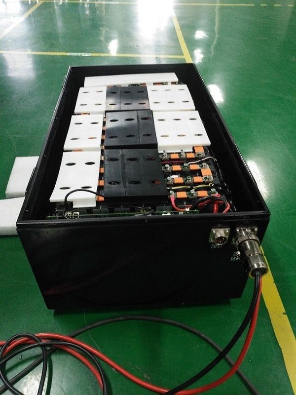 China High Performance Electric Car Battery 48V 25Ah With NCM Battery Cell factory