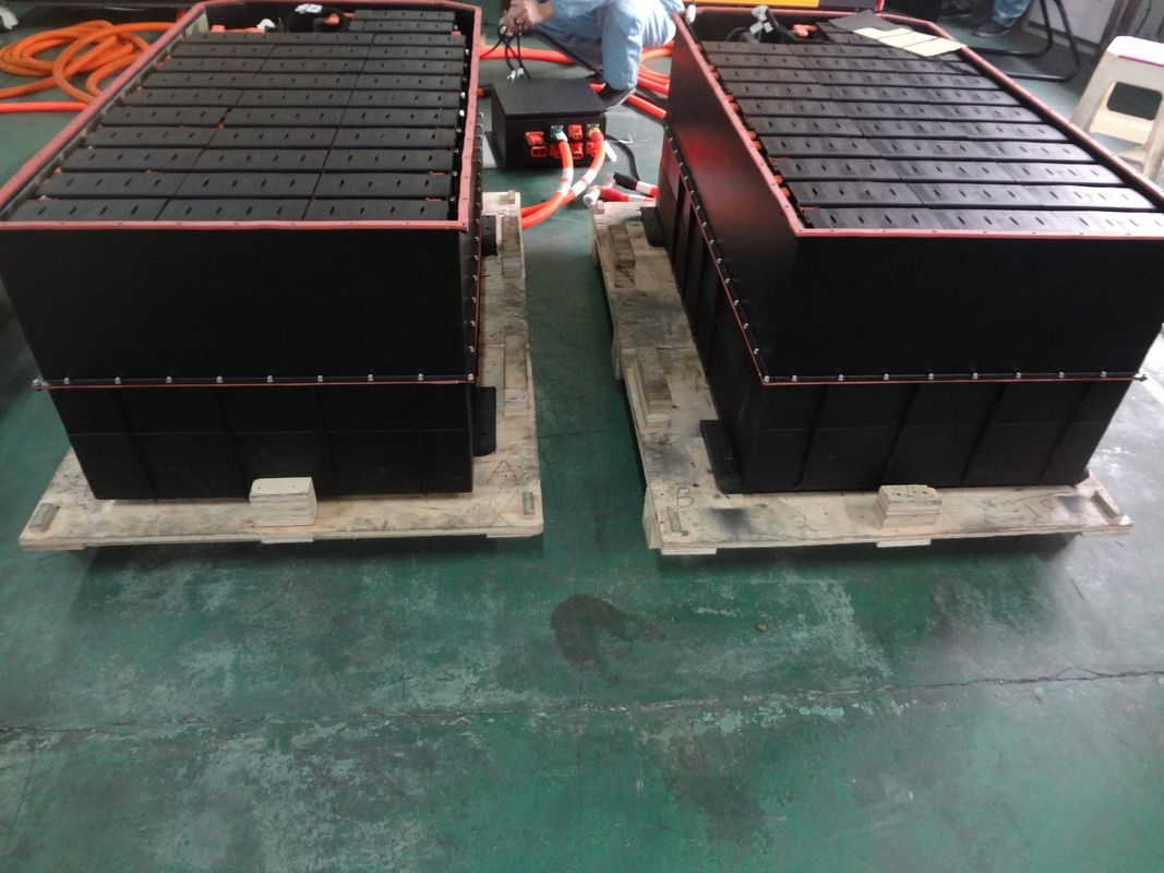 China 14.5Kwh High Energy Electric Vehicle Battery Packs For Pick Up Truck factory