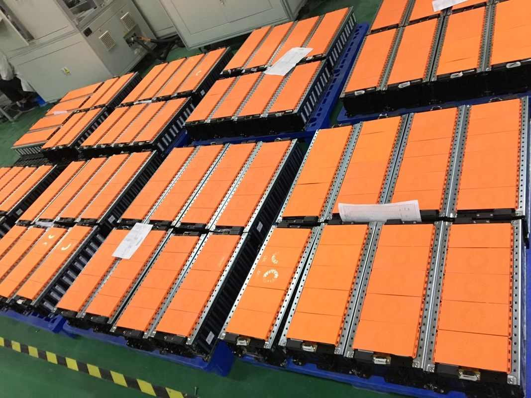 High Density Lithium Ion Rechargeable Battery 3.7v 32ah For Truck , Van Pick Up