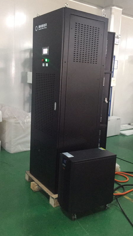 China 38.4kWh Total Power ESS Battery IP20 Grade For Emergency Power Supply factory