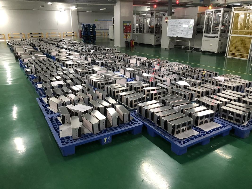China 21.9V 168Ah VDA Standard Electric Vehicle Batteries 175 Wh/Kg Energy Density factory