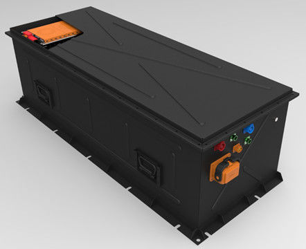 China 596.4V 160Ah Electric Vehicle Batteries IP65 1375*538*430mm Dimension factory