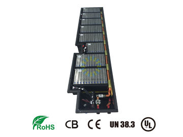 High Capacity Electric Truck Battery For 6 Meter Business Bus , 367.2V 200ah Deep Cycle Battery
