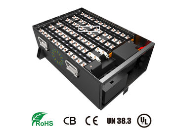 China 72V Lithium Ion Car Battery With BMS , Lithium Car Battery High Protection Level distributor