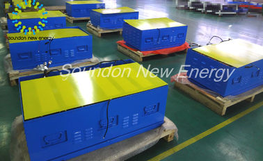 China High Performance Lifepo4 550V 400Ah Electric Truck Battery For Hybrid Power Electric Bus distributor