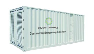 China 300Kwh Solar Energy Storage Batteries for Energy Storage Sation distributor