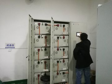 China 107.4Kwh 200A Ups System Batteries With IP20 Grade For Mobile Emergency Power Supply distributor
